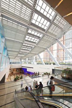International Commerce Centre / KPF (7)