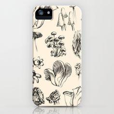 Fungi iPhone & iPod Case