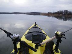 Choosing a Fishing Kayak