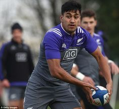 Rieko Ioane, who made his debut against Italy, should earn his second cap off the bench