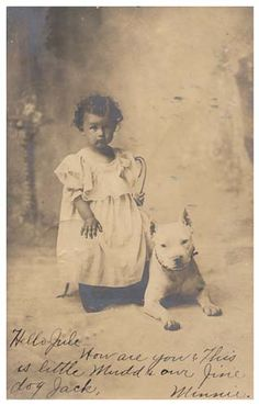 #vintage #pitbull friend