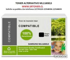 TONER ALTERNATIVO SAMSUNG ML116SELS  TONER ALTERNATIVO SAMSUNG ML116SELS - TONER ALTERNATI ..  http://estacion-central.evisos.cl/toner-alternativo-samsung-ml116sels-id-620307
