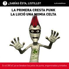 El primer punk de la historia.