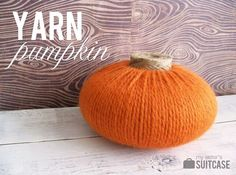 Do it Yourself Decorating Fall Craft - Home Stories A to Z