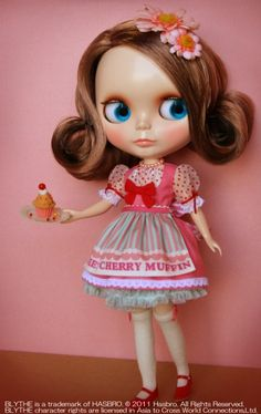Blythe doll. Blythes Dolls.