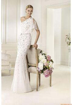 Robe de mariée Pronovias Darsena 2013