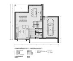 Fora | Plan de maison en ligne | TALO Plans Plane, Modern House Design, Tiny House, Beach House, House Plans, Sweet Home, New Homes, Floor Plans, Construction