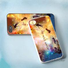 Disney New Peter Pan Quote - iphone 4/4S case - iphone 5/5S/5C case - samsung galaxy S3 - samsung galaxy S4 on Etsy, $15.51