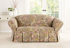 Photo of Casablanca Rose by WaverlyTM One Piece Slipcovers