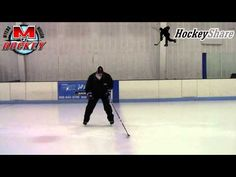 Lateral Movement Drills for Ice Hockey Players. These hockey exercises are important for offense and forwards.