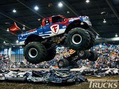 Imágenes de Monster Truck (Camión Monstruo)   Lista de Carros