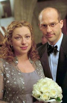 My favorite married couple on ER! Dr. Elizabeth Corday and Dr. Mark Greene! Elizabeth was pregnant with there daughter Ella! (she was pregnant in real life with her daughter)
