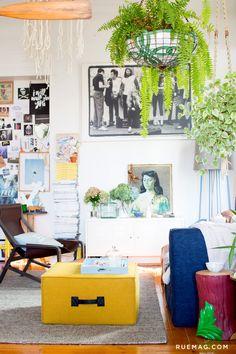 Jason Grant's Sunny Australian Abode   Rue