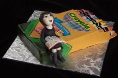 crayon cake - Bing images