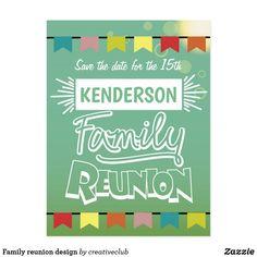 Family reunion design #familyreunion #growingupwithsiblings