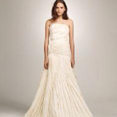 J Crew Wedding Dress