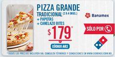 Promociones | Dominos Pizza
