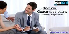 If you are thinking of applying for short term guaranteed loans but don't have a guarantor, Loan Bank turns out to be of great help here. Our guarantee on the no guarantor loans is worth of it. We recommend you registered lenders who will give guaranteed approval on short term loans with no guarantor. Find more information, at: www.loan-bank.uk/guaranteed-loans.html #loans #money