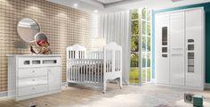 A Henn conta com diversas linhas de Berços e Cômodas infantis que vão deixar o quarto do bebê, maravilhoso.