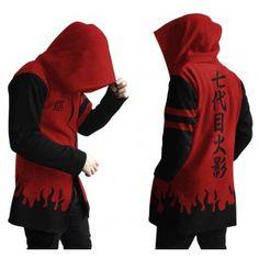 Naruto Sage Hoodie Jacket