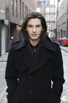 Ben Barnes - I see him and I immediately think Dimitri Belikov.