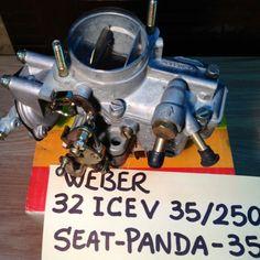 Seat Panda - Carburador WEBER