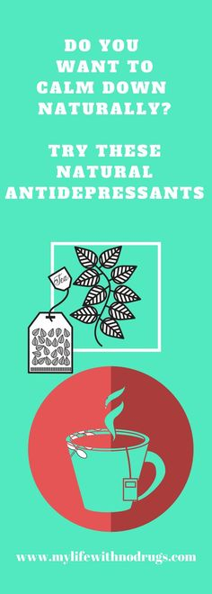 Here are the most effective natural antidepresants