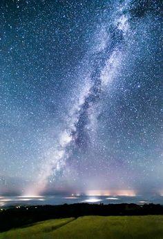 Raras y unas vistas impresionantes del Universo que brilla desde arriba - Mi Modern Met