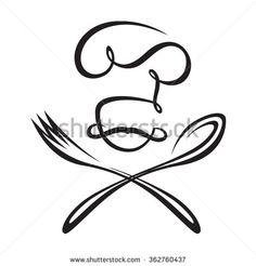 Cuisinier Vecteurs de stock et clip-Art vectoriel | Shutterstock