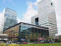 GROZA Savills verantwoordelijk voor beheer kantoorgebouw Ito Som http://www.groza.nl www.groza.nl, GROZA