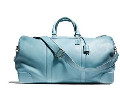 A great weekender travel bag  Coach Official Site