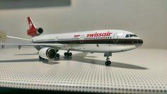 Swissair DC10-30 Brand : Apollo