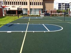 Poured-in-Place Safety Surface Court Rubber Mulch, Jogging Track, Rubber Tiles, Splash Pad, Pool Decks, Purpose, Safety, Surface, Flooring