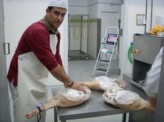 Los procesos del Jamón Apadrinado - Jamones 2.0 http://www.jamonesdospuntocero.com/
