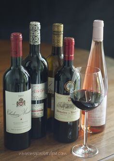 Middle Eastern wine   Get some great tips on what to drink with middle eastern food.