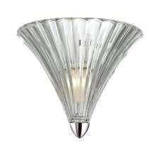 Kinkiet LAMPA ścienna BLOS MA05080WA-001 Italux szklana OPRAWA bursztynowa