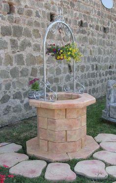 Pozzi Da Giardino In Pietra.32 Fantastiche Immagini Su Realizzazioni Pozzi Da Giardino Pergole