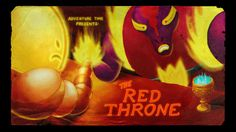 adventure time opening title art - Google Search