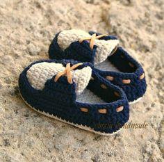Zapatos tejidos para bebé: Más