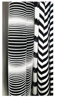 stripes and texture galore.       www.twofoursixstudio.com