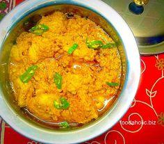 Badami Murgh, Mughlai Chicken Curry
