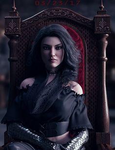 Jenn HD for Victoria 7 by Kayleyss