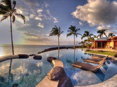 Hawaii Oceanfront Home. Explore amazing real estate! @HGTV FrontDoor.com  >> http://www.frontdoor.com/?soc=pinterest