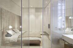 Anna Maria Sokołowska - Mieszkanie typu loft - proste, przytulne, minimalistyczne