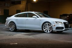 Supercharged Audi A7, best car money can buy!
