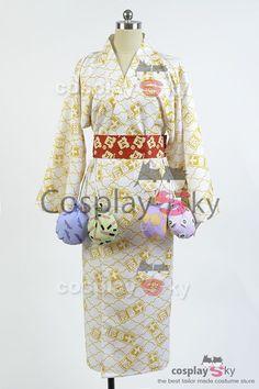 Osomatsu-kun Touximatsu Yukata Kimono Cosplay Kostuem   CosplaySky.de