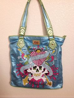 52ba732cf6 Ed Hardy Women s Totes and Shoppers Bags