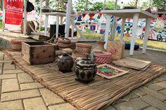 Las artesanías del Urabá antioqueño presentes en la feria regional