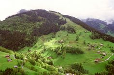 can't believe pinterest has a picture of where i grew up - france, savoie, Areches / Beaufort