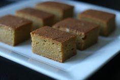 Week of Menus: Pumpkin Mochi Cake: I stay at home